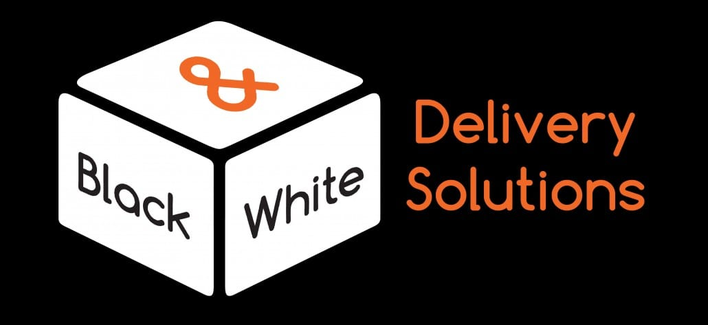Black and White Delivery Solutions